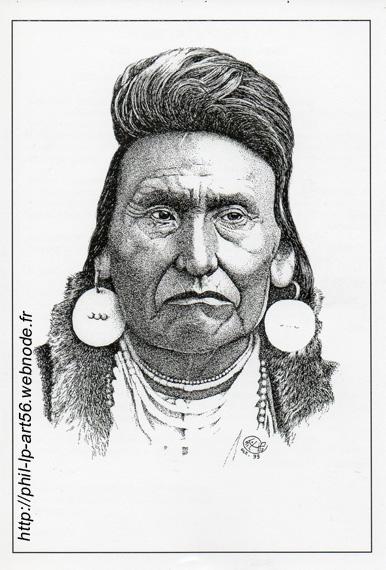 Chief Joseph por PhilLP